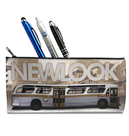 Pencil Case - NEW LOOK Brown