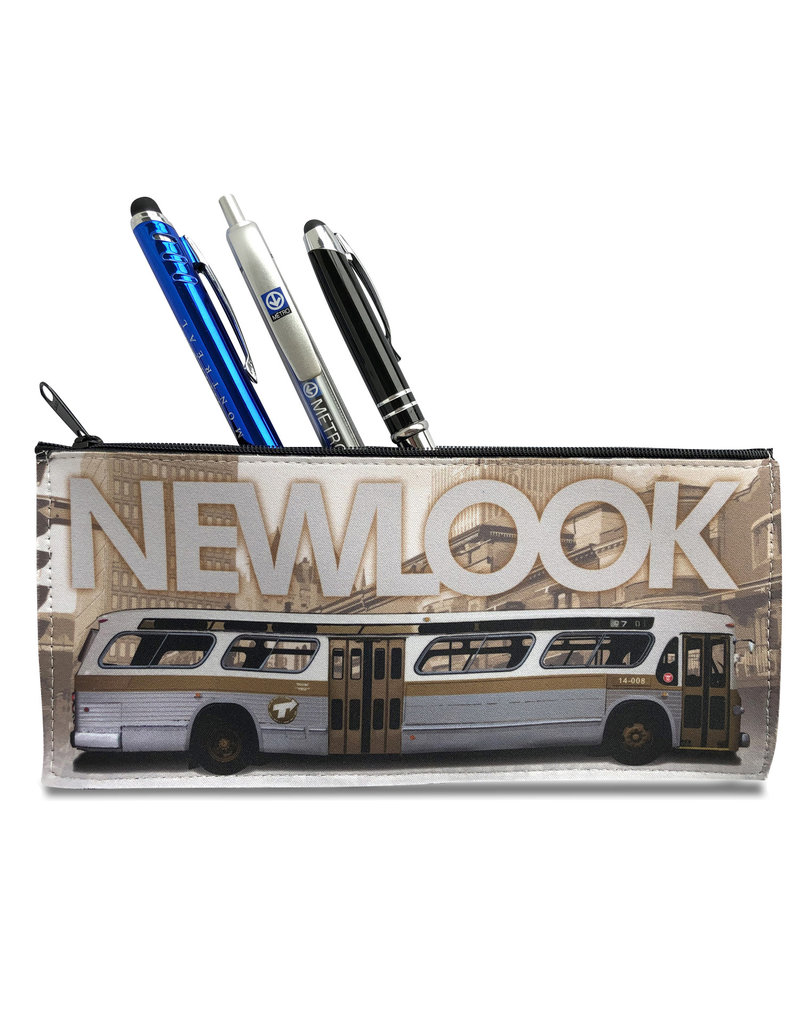 Étui à crayons - NEW LOOK BRUN