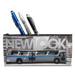 Étui à crayons - NEW LOOK BLEU