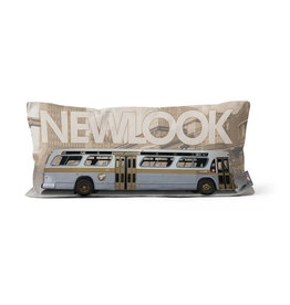 PILLOW - NEWLOOK BROWN PROFILE