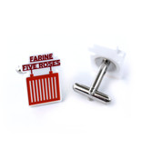 Cufflinks - Farine Five Roses