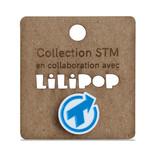 Épinglette - Logo CTCUM