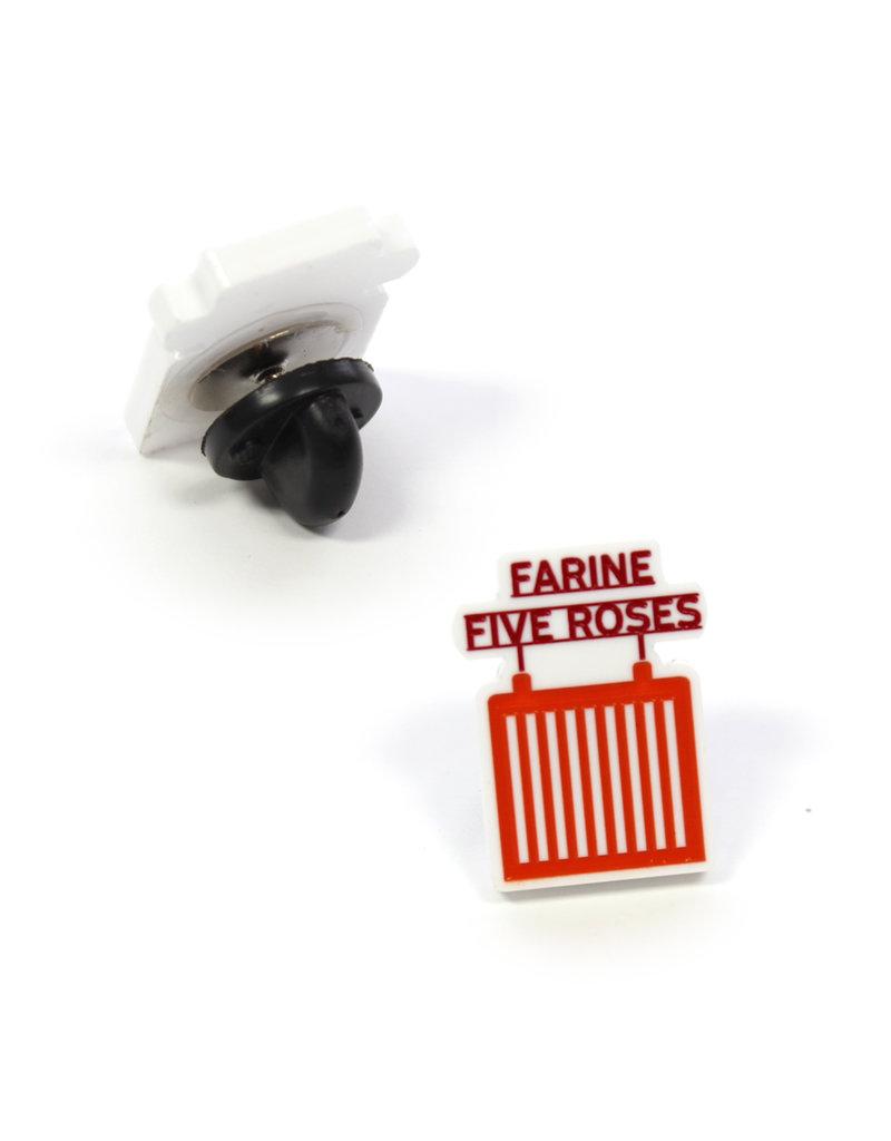 Pin - Farine Five Roses