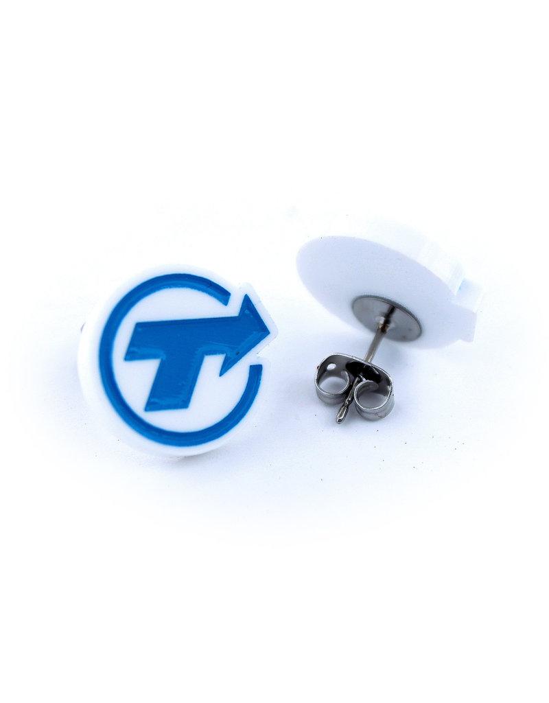 Earrings - CTCUM logo