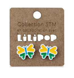 Earrings -  STM butterflies