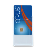 Opus card holder - Simple