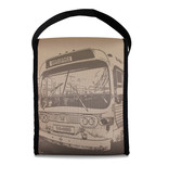 Lunch bag- New Look brown bus