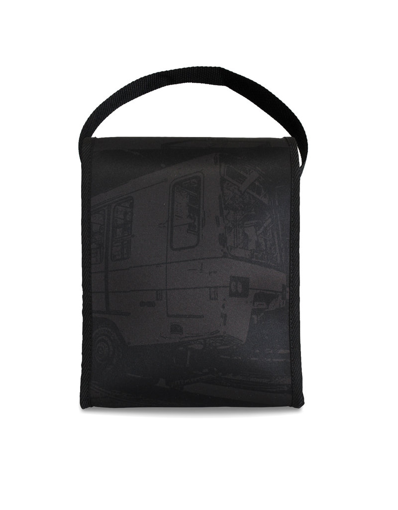 LUNCH BAG - MR-63 Metro