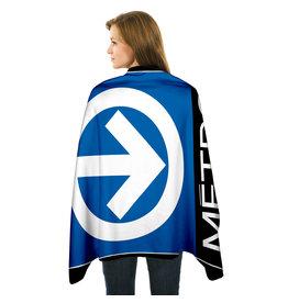 Blanket - Metro logo