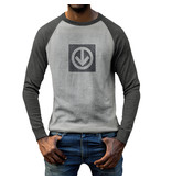 T-shirt - Long sleeves - Metro arrow
