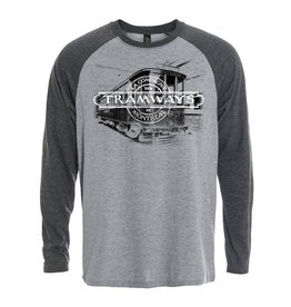 T-shirt - Long sleeve - CIE de tramways de Montréal