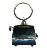 KEYCHAIN - Autobus Classic (11 Montagne)