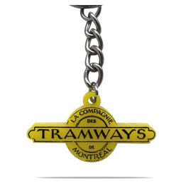 Porte clés - CIE des tramways de Montréal