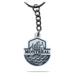 Keychain - Made in Montreal