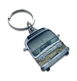 KEYCHAIN - BROWN BUS NEW LOOK #97 Mont-Royal