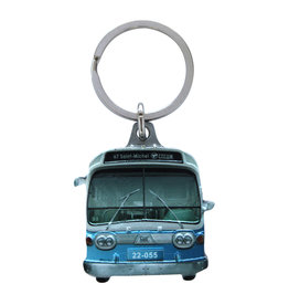 KEYCHAIN - NEW LOOK BUS # 67 Saint-Michel