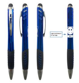 Lite up stylus pen - Metro logo