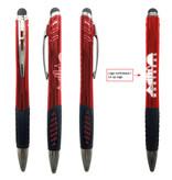 Lite up stylus pen - Montreal city scape