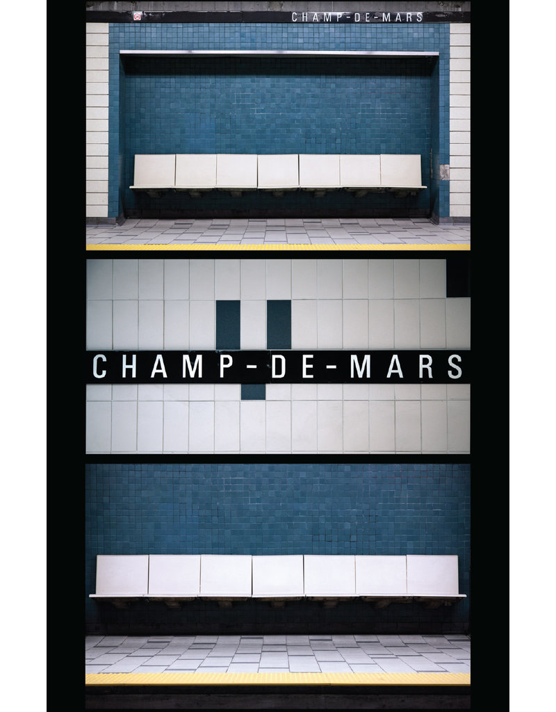 Post card - Champ-de-Mars (Jesse Riviere)