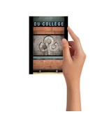 Post card - Du College (Jesse Riviere)