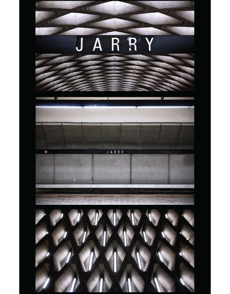 Post card - Jarry (Jesse Riviere)