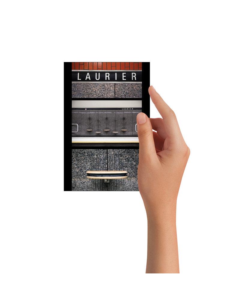 Carte postale - Laurier (Jesse Riviere)