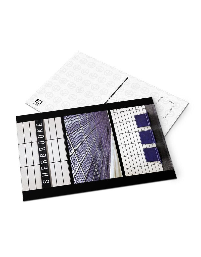 Post card - Sherbrooke (Jesse Riviere)