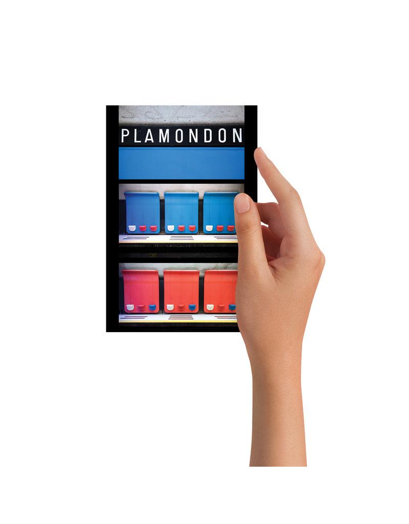 Carte postale - Plamondon (Jesse Riviere)
