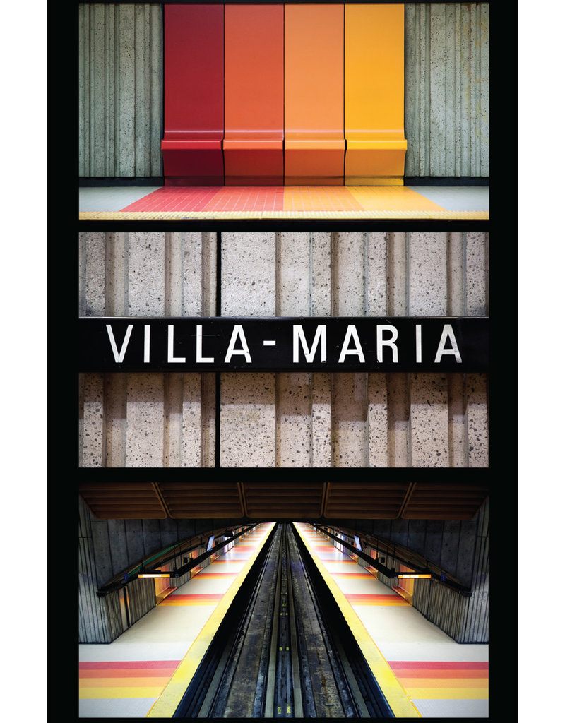 Post card - Villa-Maria (Jesse Riviere)