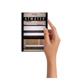 Post card - Atwater (Jesse Riviere)