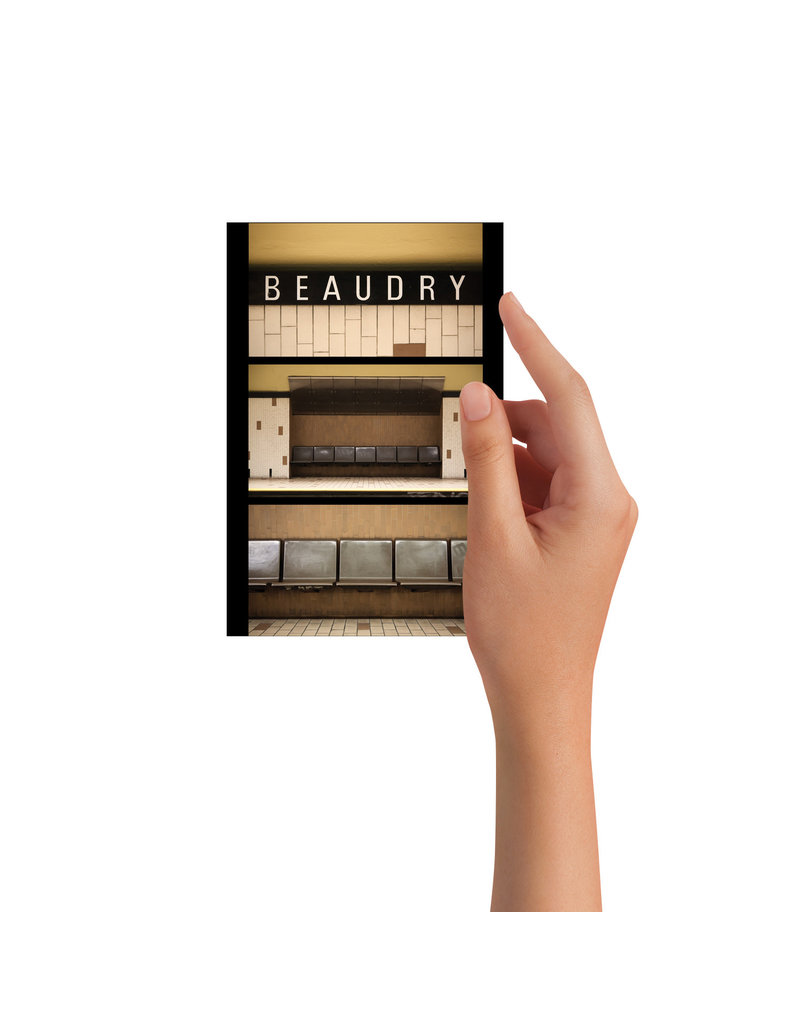 Post card - Beaudry (Jesse Riviere)