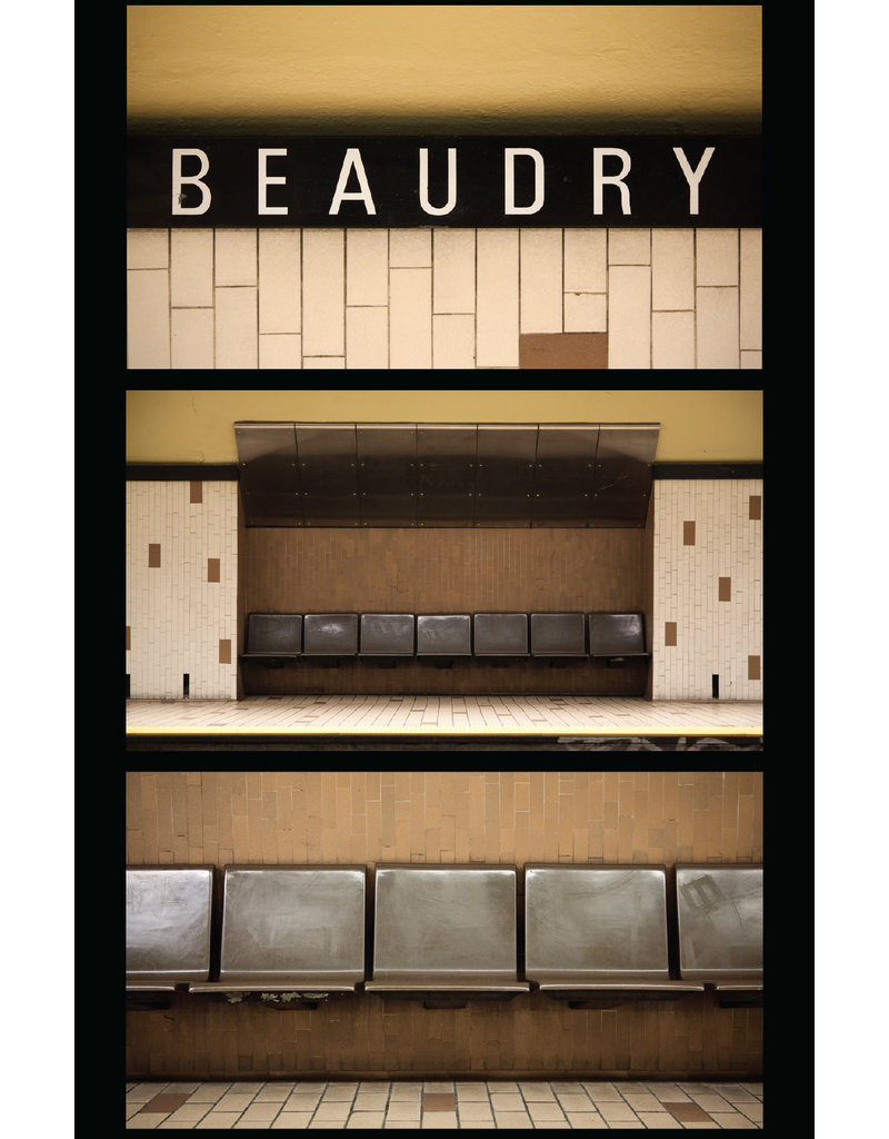 Carte postale - Beaudry (Jesse Riviere)