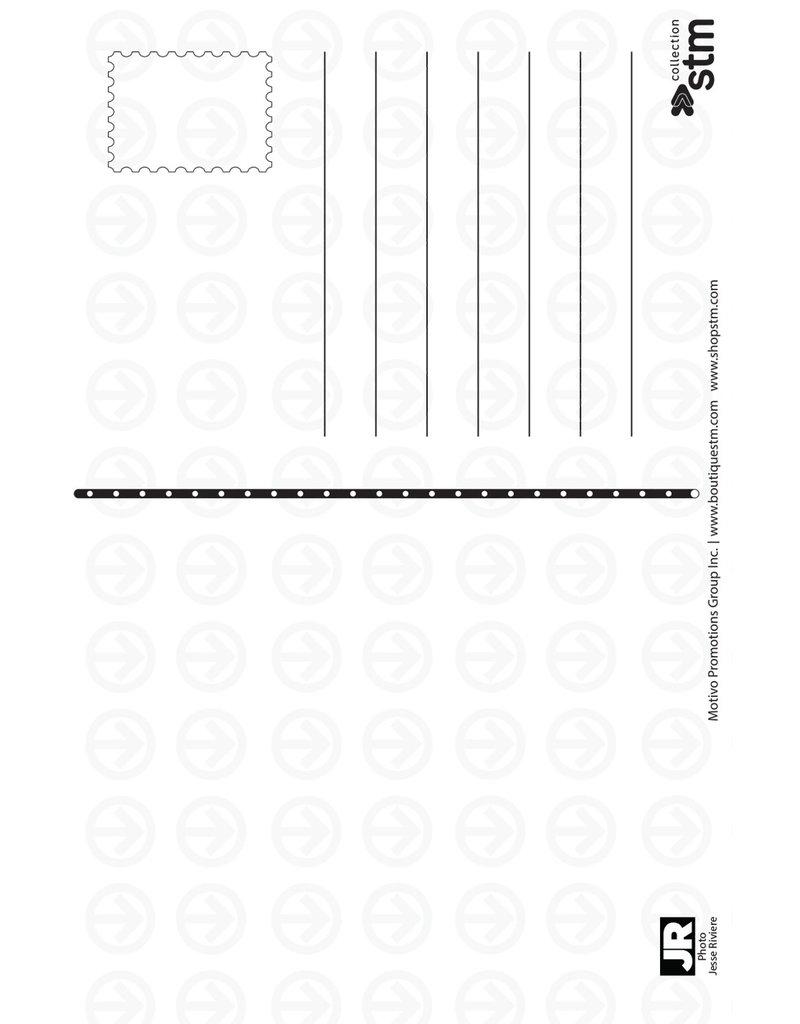 Carte postal - De l'Église (Jesse Riviere)