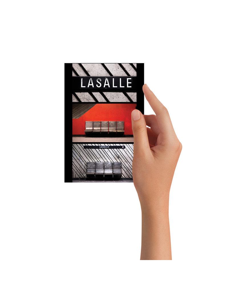 Carte postale - Lasalle (Jesse Riviere)
