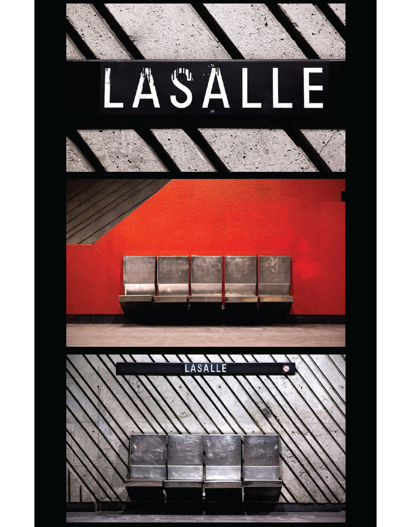 Post card - Lasalle (Jesse Riviere)