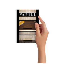 Post card - McGill (Jesse Riviere)