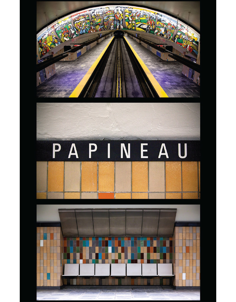 Post card - Papineau (Jesse Riviere)