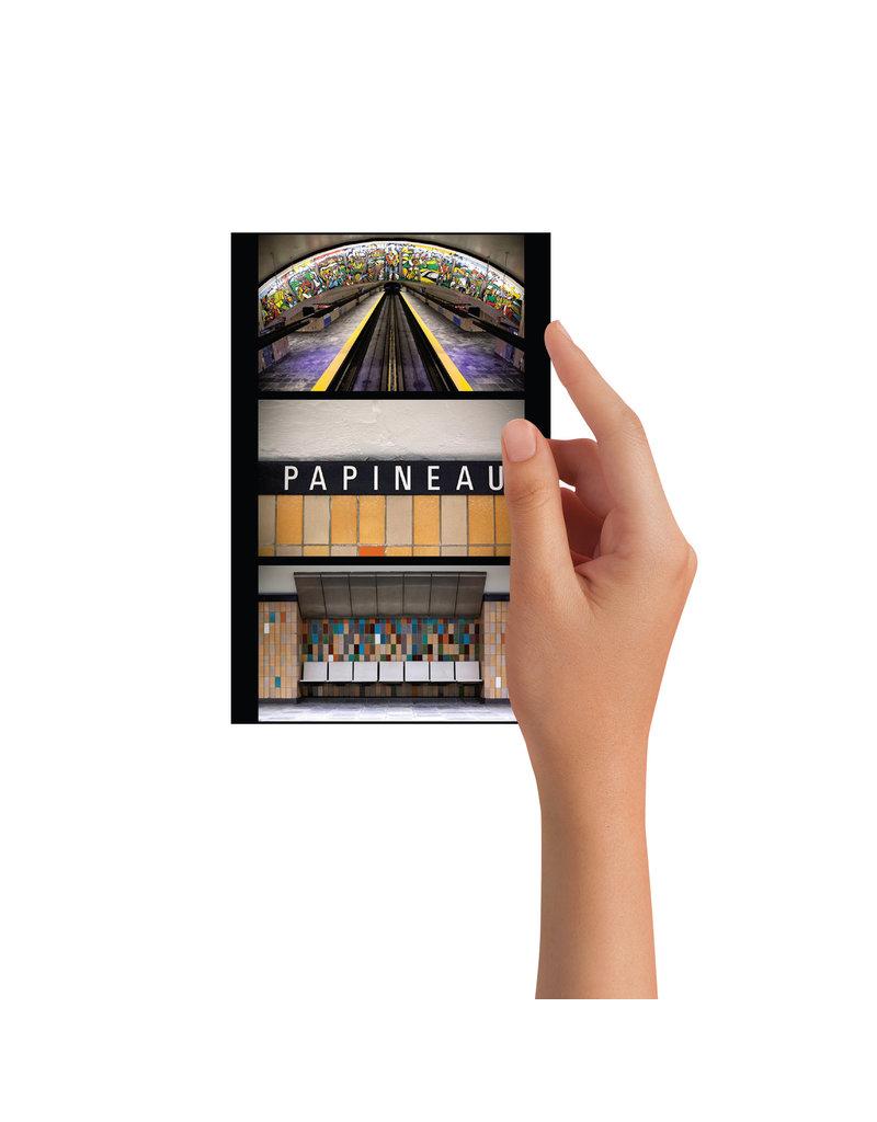 Carte postale - Papineau (Jesse Riviere)