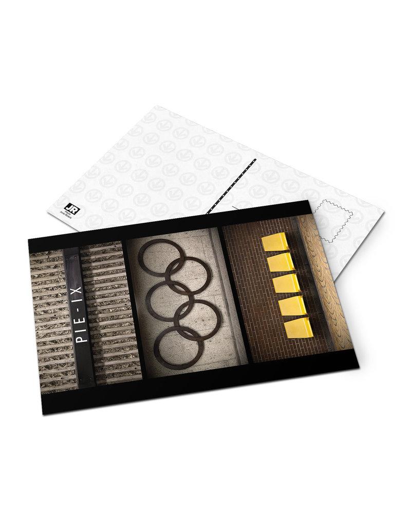 Carte postale - Pie-IX (Jesse Riviere)