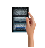 Post card - Place-des-Arts (Jesse Riviere)