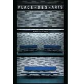 Carte postale - Place-des-Arts (Jesse Riviere)