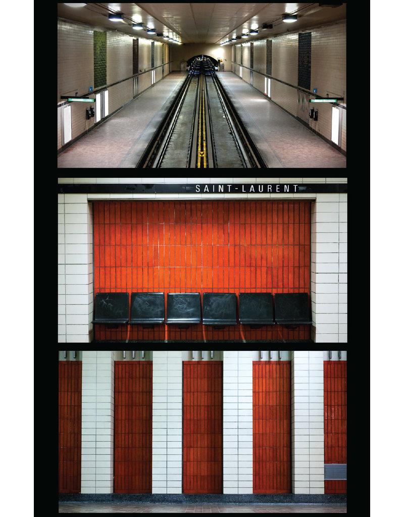 Carte postale - Saint-Laurent (Jesse Riviere)
