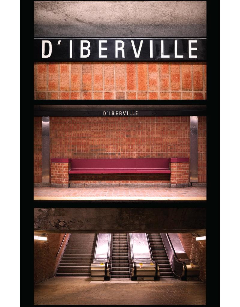 Post card - D'Iberville (Jesse Riviere)