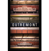 Post card - Outremont (Jesse Riviere)