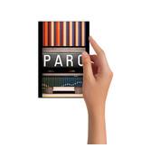 Post card - Parc (Jesse Riviere)