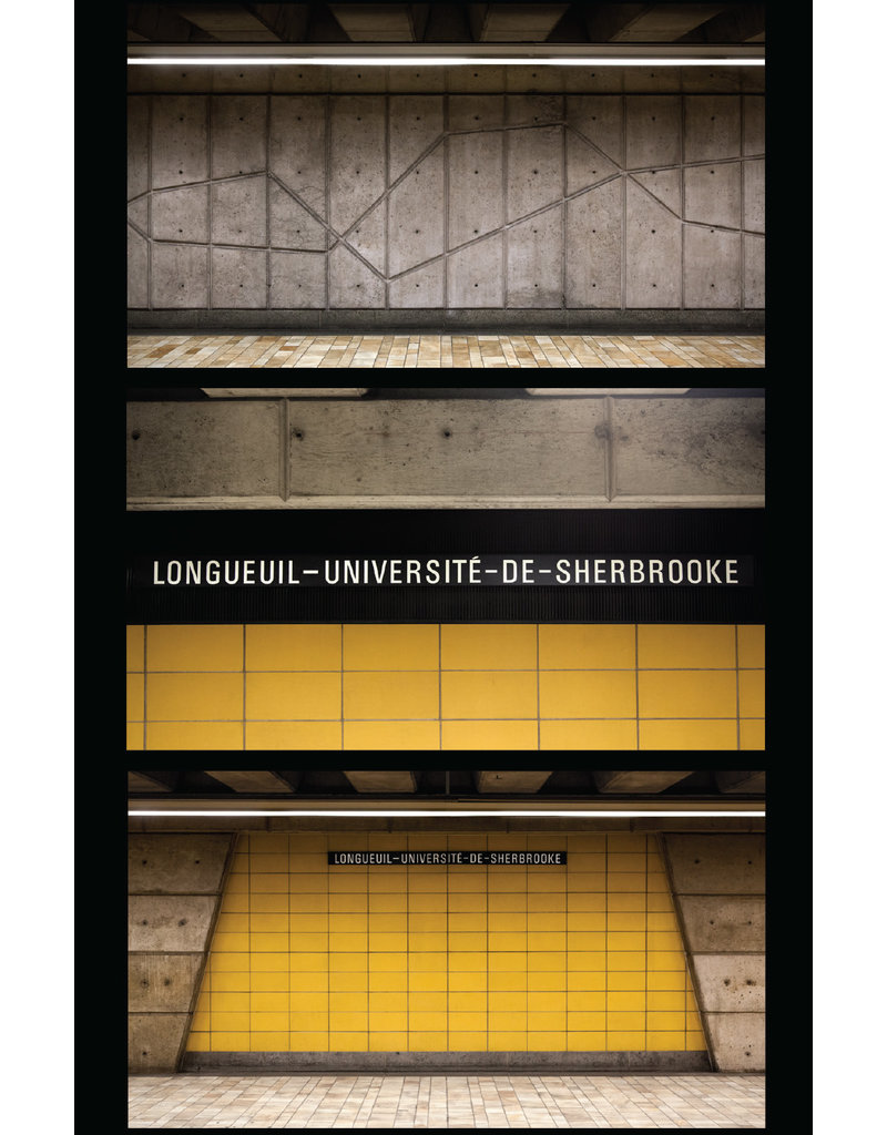 Carte postale - Longueuil-Université-de-Sherbrooke (Jesse Riviere)