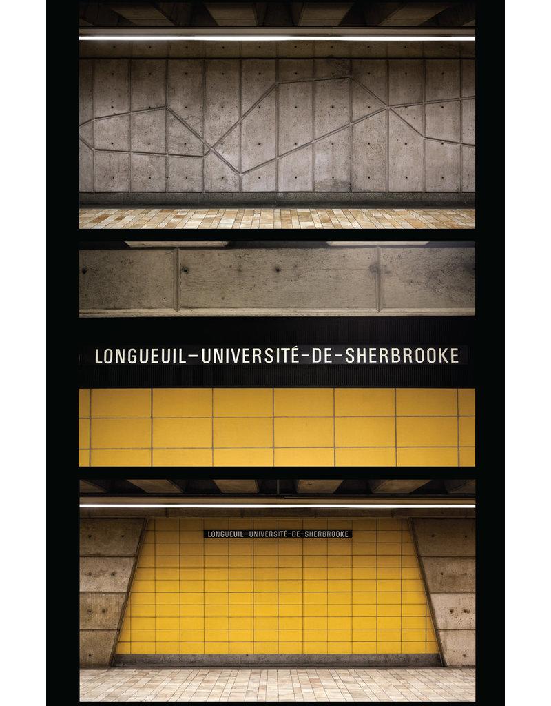 Post card - Longueuil-Université-de-Sherbrooke (Jesse Riviere)