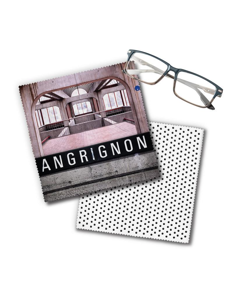 Lingette de lunettes - Angrignon