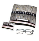 Lingette de lunettes - De la Savanne