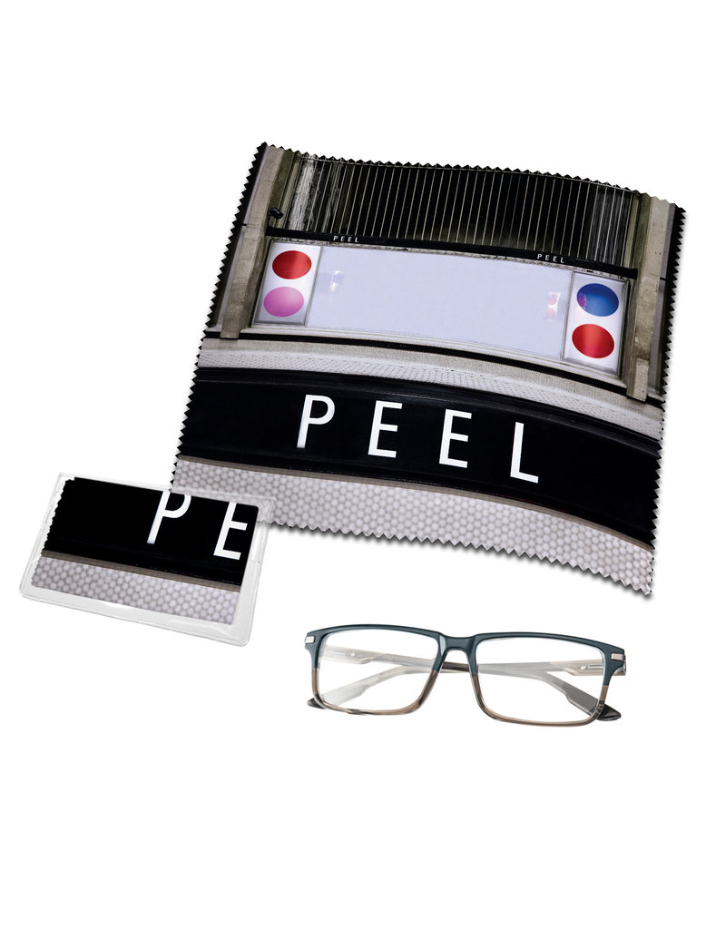Lens cloth - Peel